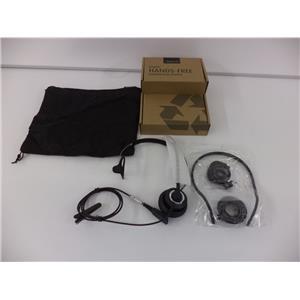 Jabra 2406-820-204 BIZ 2400 II Headset Mono NC 3in1