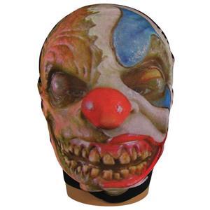 Creepy Mesh Evil Clown Stocking Mask