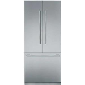 "Thermador Freedom Masterpiece Series 36"" French Door Refrigerator T36BT910NS"