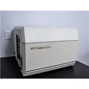 Varian Saturn GC/MS 3 Mass Spectrometer for VOC's Gas Chromatography