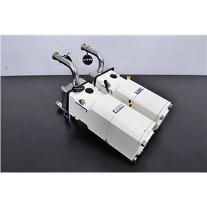 Burkert Robolux Actuator RV70 Multiway Multiport Diaphragm Valve Fluid Control