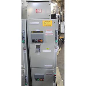 SQUARE D ALTIVAR 66 Motor Controller 460V ATV66D12N4U