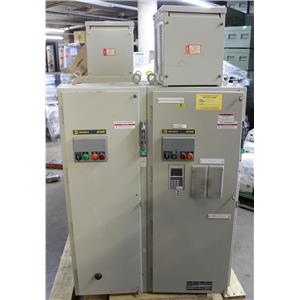 SQUARE D ALTIVAR 66 Motor Controller 460V ATV66D46N4U