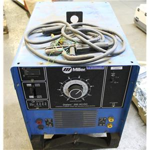 Miller Dialarc 250 AC/DC Constant Current Ark Welding Power Source