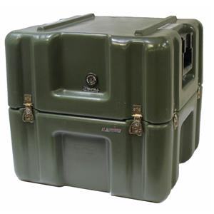 Hardigg Military Surplus Rugged Waterproof Air-Tight Shipping Storage Case