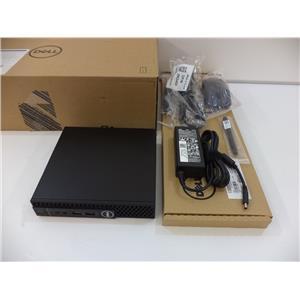 Dell JG20P OptiPlex 3050 MFF Desktop i5-7500 2.7GHZ 4GB 500GB W10P