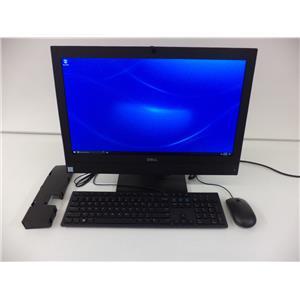 "Dell DJXTW OptiPlex 5250 21.5"" AIO Desktop i3-7100 3.9GHZ 4GB 500GB W10P"