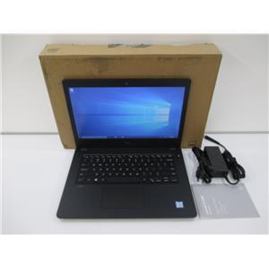 "Dell 4M5J9 Latitude 3480 i5-7200U 2.5GHz 8GB 128GB M.2 SSD 14"" HD W10P64"