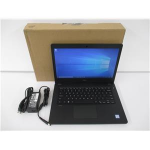 "Dell 4M5J9 Latitude 3480 i5-7200U 2.5GHz 8GB 128GB M.2 SSD 14"" HD W10P64 - INC"