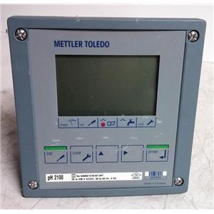 METTLER TOLEDO PH2100 Transmitter