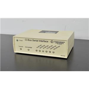 Columbus Instruments CI-Bus Serial Interface Bus In/Out Serial Communication