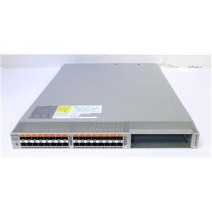 Cisco Nexus 5000 N5K-C5548UP 10G Network Switch w LAN BASE & VMFEX LICENSE