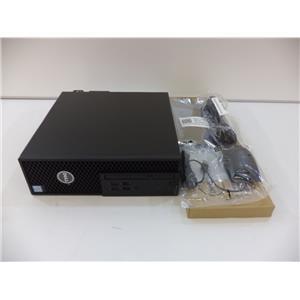 Dell 2G9MR Precision Tower 3420 SFF Xeon E3-1240 v6 3.7Gz 16GB 256GB W10P