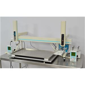 CTC Analytics Leap IFC PAL Liquid Handler Autosampler Dual Head Preparative