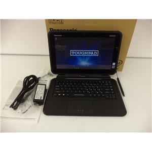 """Panasonic FZ-Q2G150XVM Toughpad FZ-Q2 -12.5""""- Core m5 6Y57 8GB 256GB SSD W10P"""