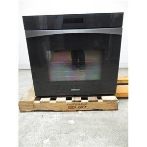 "Dacor Preference 30"" Sabbath Mode Single Black Electric Wall Oven PO130AG"