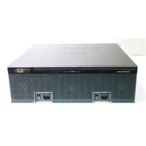 Cisco 3925 Voice Router / Call Manager C3925-CME-SRST/K9 w PVDM3-128 & VIC2-4FXO