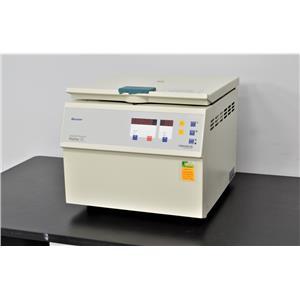 Heraeus Sepatech Baxter Megafuge 1.0 Centrifuge 6000 rpm w/ BS4402/A Rotor