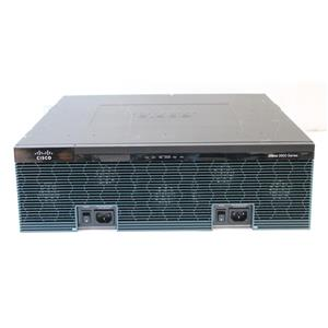 Cisco 3945 Voice Router / Call Manager CISCO3945E/K9 w PVDM3-64 & VIC3-4FXS/DID