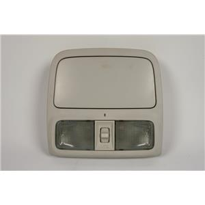 Overhead Console with Sunroof Switch, Map Lights Subaru Forester 2009-2013