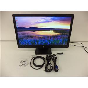 "HP N3H14AA#ABA ProDisplay P240va 23.8"" 16:9 LCD Monitor"