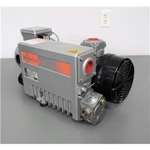 Busch Type R5 RA 0040F 5EA Rotary Vane Vacuum Pump P/N: 070049987