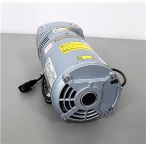 Emerson/Gast 0523-V350Q Lubricated Electric Vacuum Pump P/N: G582EDX 1/3 HP