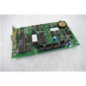 Zymark SciClone PCB ASM Incubator CPU P/N: 00387701 for ALH3000 Liquid Handler