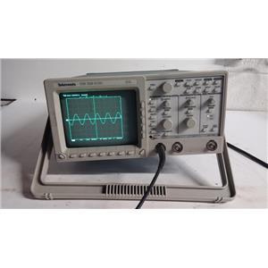 Tektronix TDS 320 Two Channel Oscilloscope (Broken Handle)