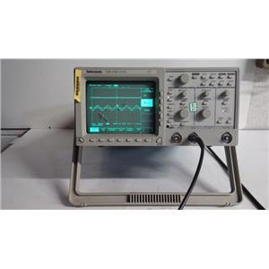 Tektronix TDS 350 2-CH Oscilloscope 200 MHz 1GS/s