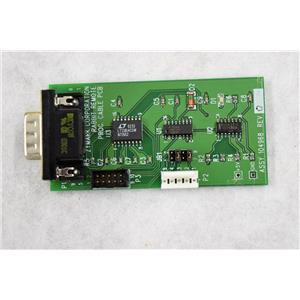 Zymark SciClone ALH3000 Rabbit Remote Program Cable Board PCB 104966