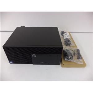 Dell K01HD OptiPlex 3050 MT Quad Core i5-7500 3.4GHz 8GB 1TB HDD W10P64 - DMG
