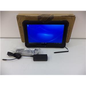 "Dell 1HRMH Latitude 7212 Rugged Extreme Tablet 11.6"" i5-7300U 2.6G 8GB 256GB SSD"