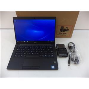 "Dell 93KC3 Latitude 7390 i7-8650U 1.9GHZ 8GB 256GB M.2 SSD 13.3"" W10P"