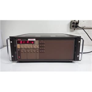 Keithley 706 Scanner W/ 5x 7055 Cards