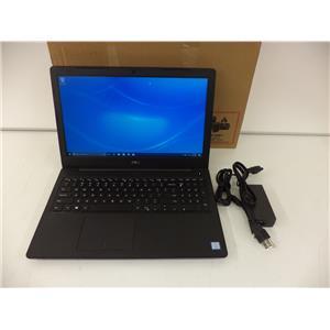 """Dell CN7RN Latitude 3590 i5-8250U 1.6GHZ 8GB 500GB 15.6"""" W10P"""
