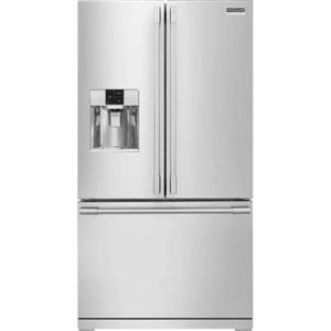 """Frigidaire Professional 36"""" 22.6 Stainless French Door Refrigerator FPBC2277RF"""