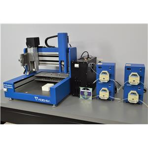 Art Robbins Instruments Phoenix 600 Liquid Handling Dispenser, Pumps, Pump Heads