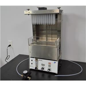 Spe-Ware Cerex 48 Sample Concentrator Positive Pressure Manifold with Regulator