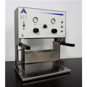 UCT Positive Pressure Manifold UPPM Solid Phase Extraction w/ Waste Container