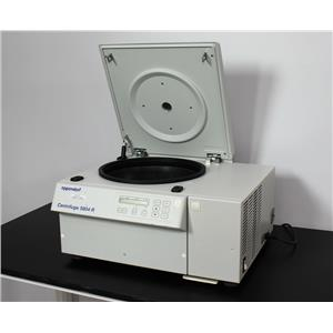 Eppendorf 5804R Refrigerated Benchtop Centrifuge w/ FA-45-30-11 Rotor 14000 RPM