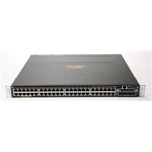 HP Aruba 3810M 48G PoE 1-slot Switch with JL084A Stacking & JL083A 4SFP+ Modules