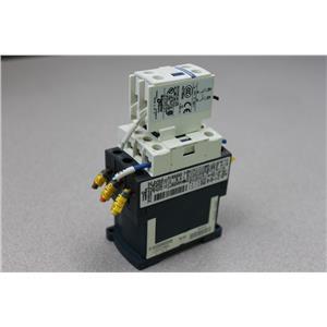 Telemecanique Assy w/ LAD4TBDL Contactor Diode & LC1D25 contactor & LADN20 Block