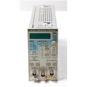 Tektronix TVC501 Time Voltage Converter Plug In