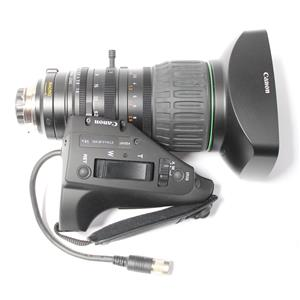 """Canon HD Camcorder Lens KT14x4.4B KRS HDMP HDGC 14X ENG Production For 1/3"""""""