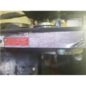 2001 Dodge Cummins 2500 3500 5.9L CUMMINS 24 valve engine tag as13572