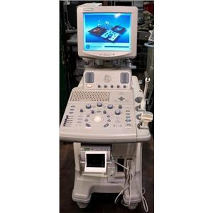 GE LOGIQ 3 EXPERT ULTRASOUND MACHINE