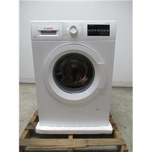 "Bosch 300 Series 24"" 54 dBA 15 Programs White Front Load Washer WAT28400UC"