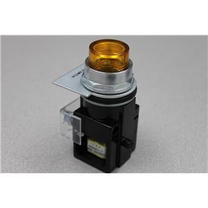 Siemens Industry Cat. No. 52PA4H9 Orange Indicator Light