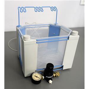 Dionex EO1 Eluent Organizer 045983 HPLC with Tubing & Air Regulator